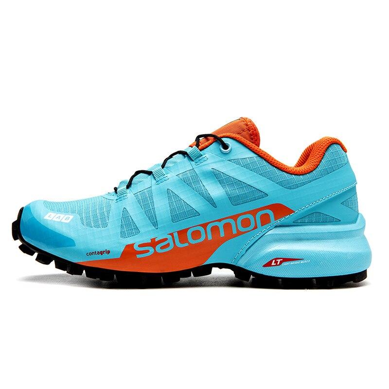 SPEEDCROSS برو 2 النساء حجم 36-42 مقاومة للاهتراء حذاء للسير مسافات طويلة عدم الانزلاق التكتيكية تسلق الأحذية تنفس الرحلات أحذية رياضية