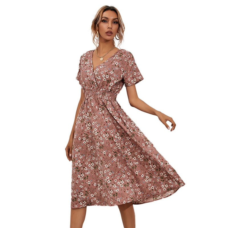 2021 New Summer zaraing woman robe traf casual maxi dress Party dresses sukienka y2k Kawaii tunics midi Sundress Female clothing
