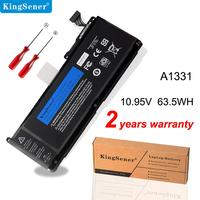 Kingsener New A1331 Laptop Battery For Apple MacBook 13.3 A1331 A1342 Unibody MC207LL/A MC516LL/A 020-6809-A 10.95V 63.5WH