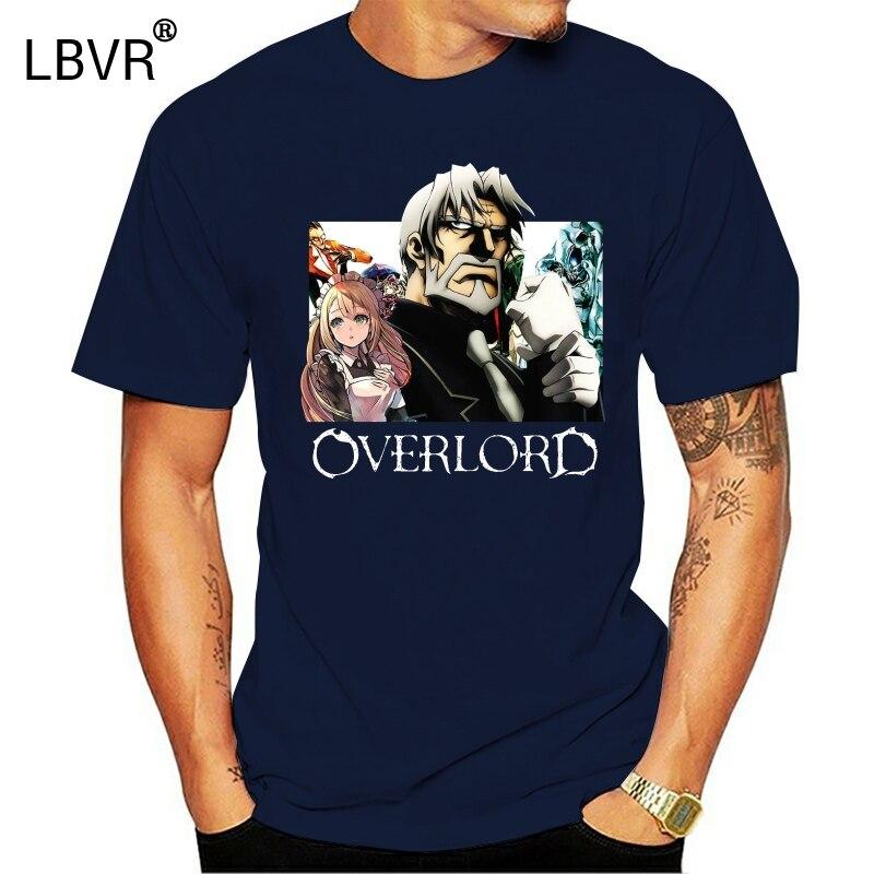 Overlord Sebas Tian And Tuare Veyron Premium Graphic T-Shirt