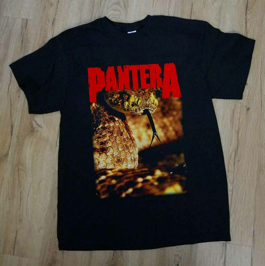 Vintage Pantera Australien Tour Die Große Südlichen 1996 T Hemd Nachdruck