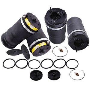 2x Rear & 2x Front Air Spring Bag Shock Strut Suspension for Mercedes MB 164 GL320 350 450