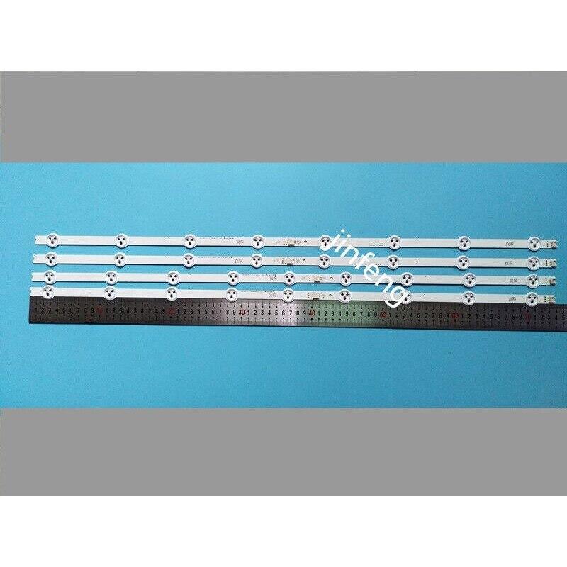 جديد الأصلي LED الخلفية قطاع (8) ل LG 37LN صفيف 37LN541U 37LN540B LATWT370R 6916L-1140A 1139A 1138A 1137A LC370DXE-SFR1