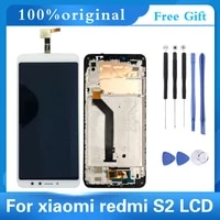 5 99 lcd for xiaomi redmi s2 lcd display touch screen digitizer assembly replacement frame for xiaomi redmi s2 lcd screen