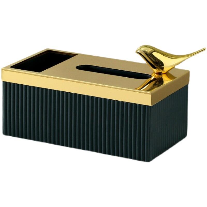 الأنسجة صندوق الراتنج للإزالة المنظم ورقة رف لغرفة المعيشة الحمام مفيدة مقاوم للماء الملابس المنزلية والمفروشات هدية الزفاف