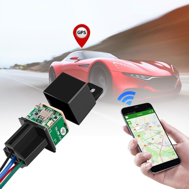 AliExpress - 2021 New CJ720 Car Relay GPS Tracker GSM Locator Remote Control Anti-theft Device