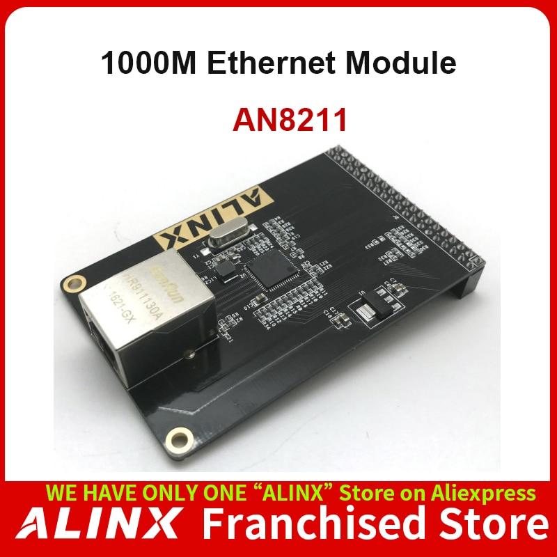 ALINX AN8211: 1000M Ethernet module Gigabit UDP for FPGA Board