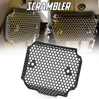 for ducati scrambler flat tracker pro street classic mach 2 0 motorcycle rectifier engine grille protector grill guard cover