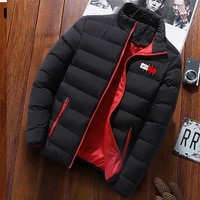 mens coat winter 2021the new korean fashion casual and comfortable padded jacket down padded jacket