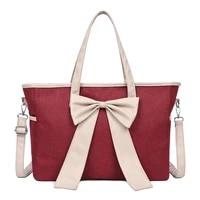 women shoulder bag brand designer luxury canvas bucket tote shopper travel crossbody bag handbag