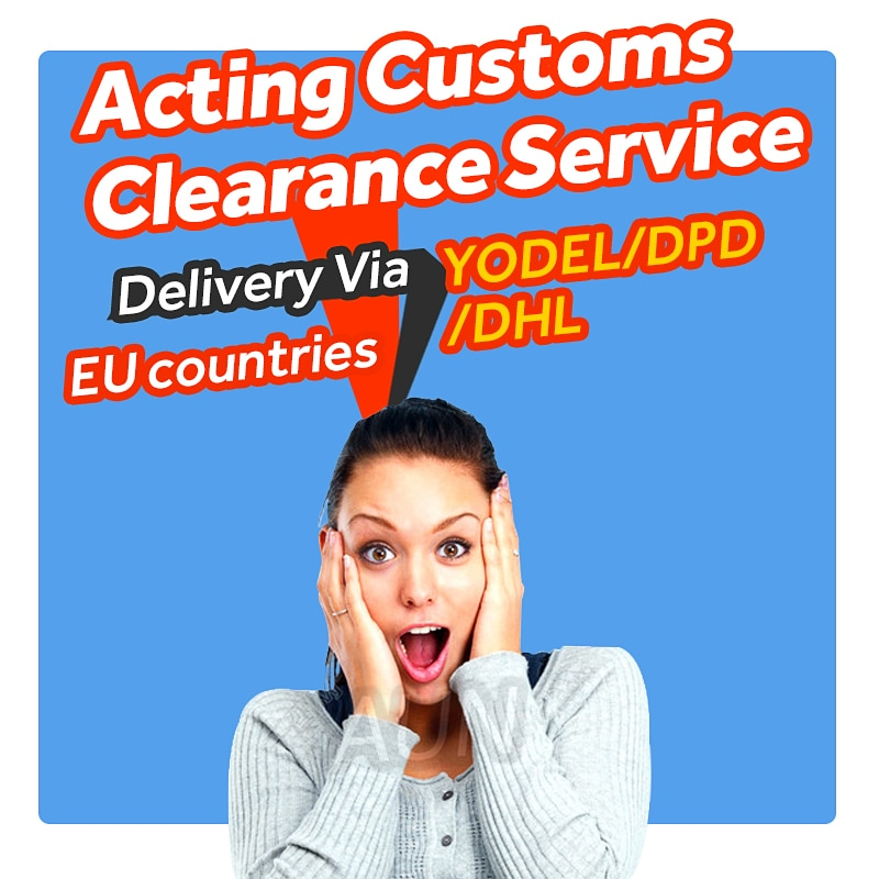 AUN Projector, Acting Customs Clearance Service for European Country UK France Poland