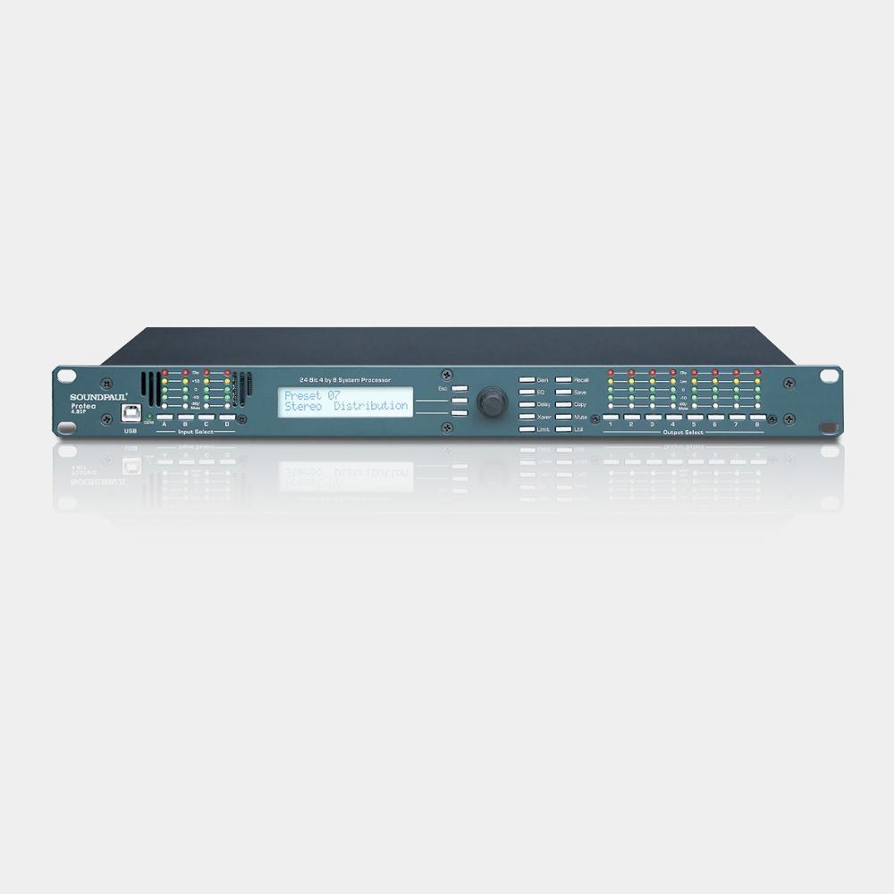 Professional audio processor ash ley 4.8SP processor