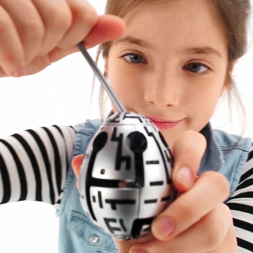 Montessori Education Maze Eggs Toy Easter Egg Kids Educational Ball Magic Smart Egg Labyrinth Puzzle