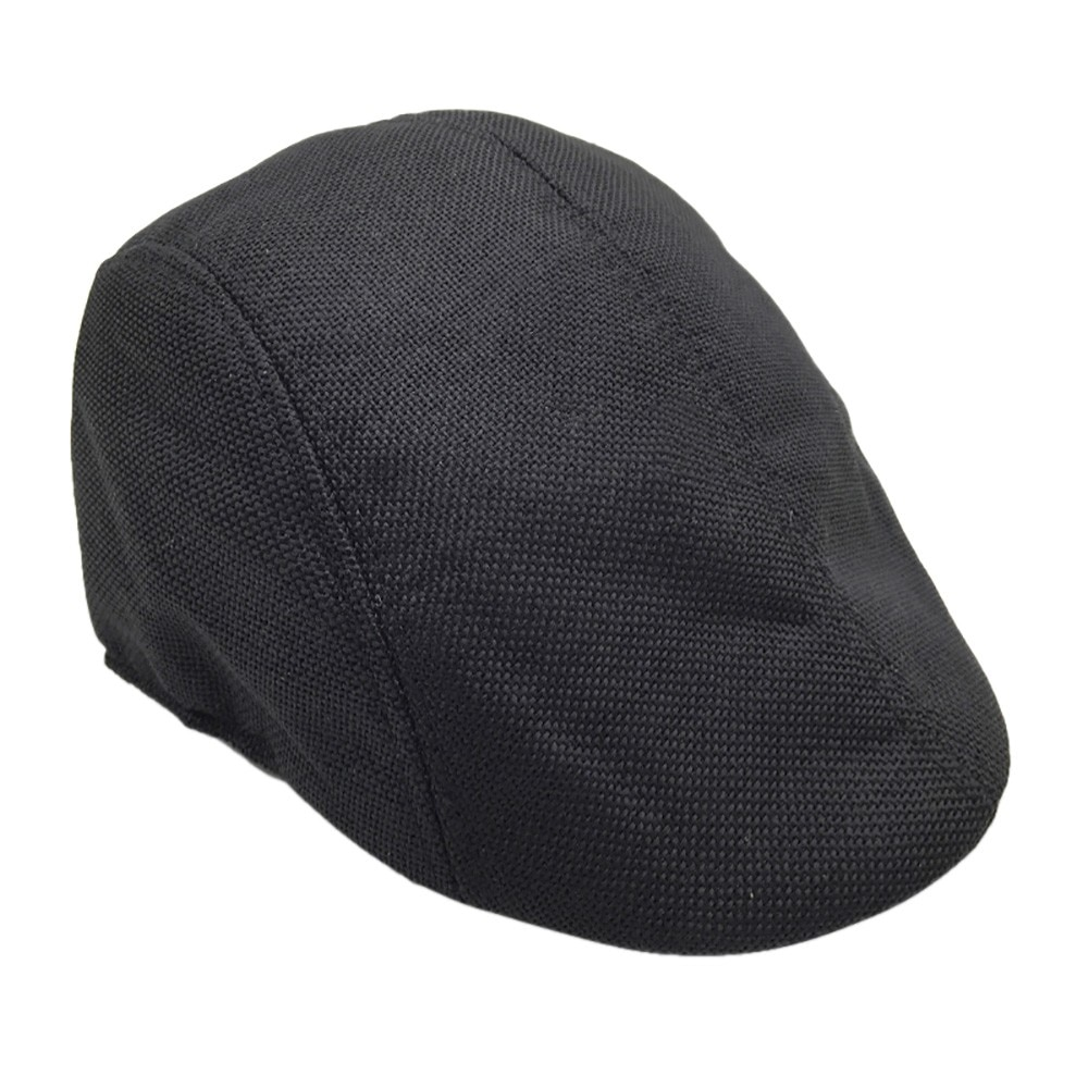 Men Summer Visor Hat Sunhat Mesh Running Sport Casual Breathable Beret Casual Beret Hat Flat Cap Bre