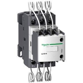 LC1DMK11M7 LC1DMKM7 LC1DMK11M7C TeSys LC1D.K condensador deber contactor - 3P - 25 kVAR - 415 V - 220 V AC de la bobina