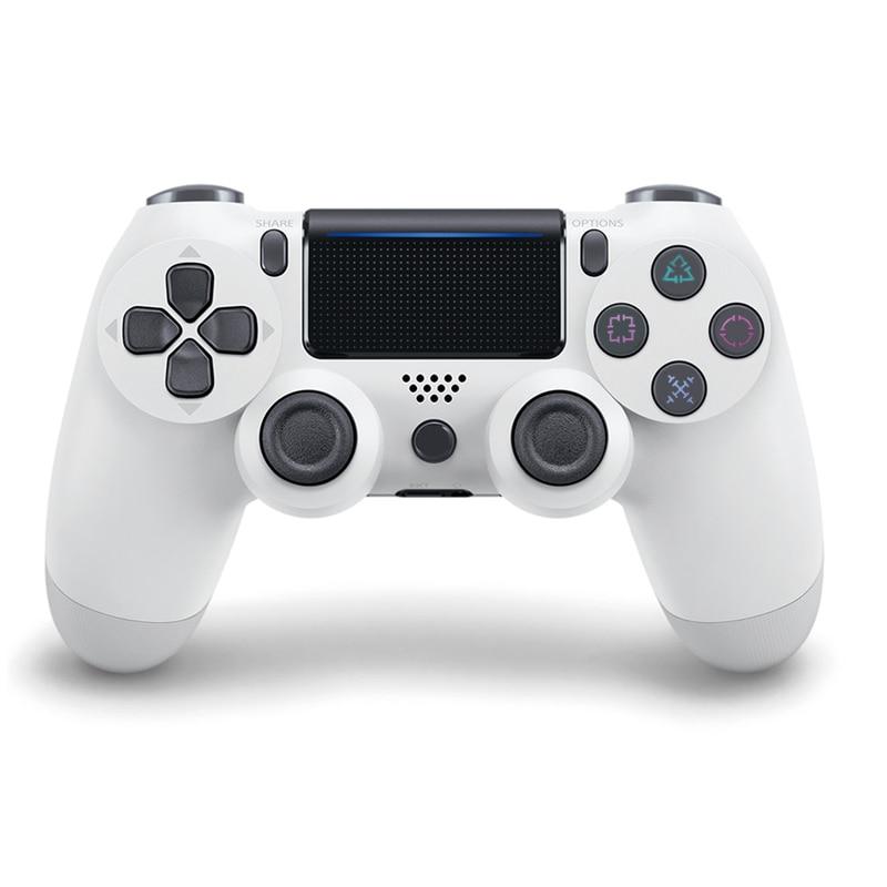 غمبد لسوني PS4 تحكم بلوتوث اللاسلكية الاهتزاز المقود اللاسلكية ل بلاي ستيشن 4 PS4 لعبة وحدة التحكم