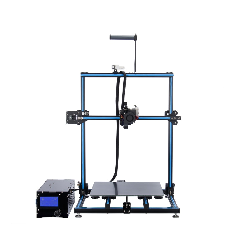 3D Printer DIY Large Size High Precision FDM Introductory Education Desktop Silent Drive Breakpoint Resume Efficient 3D Printer
