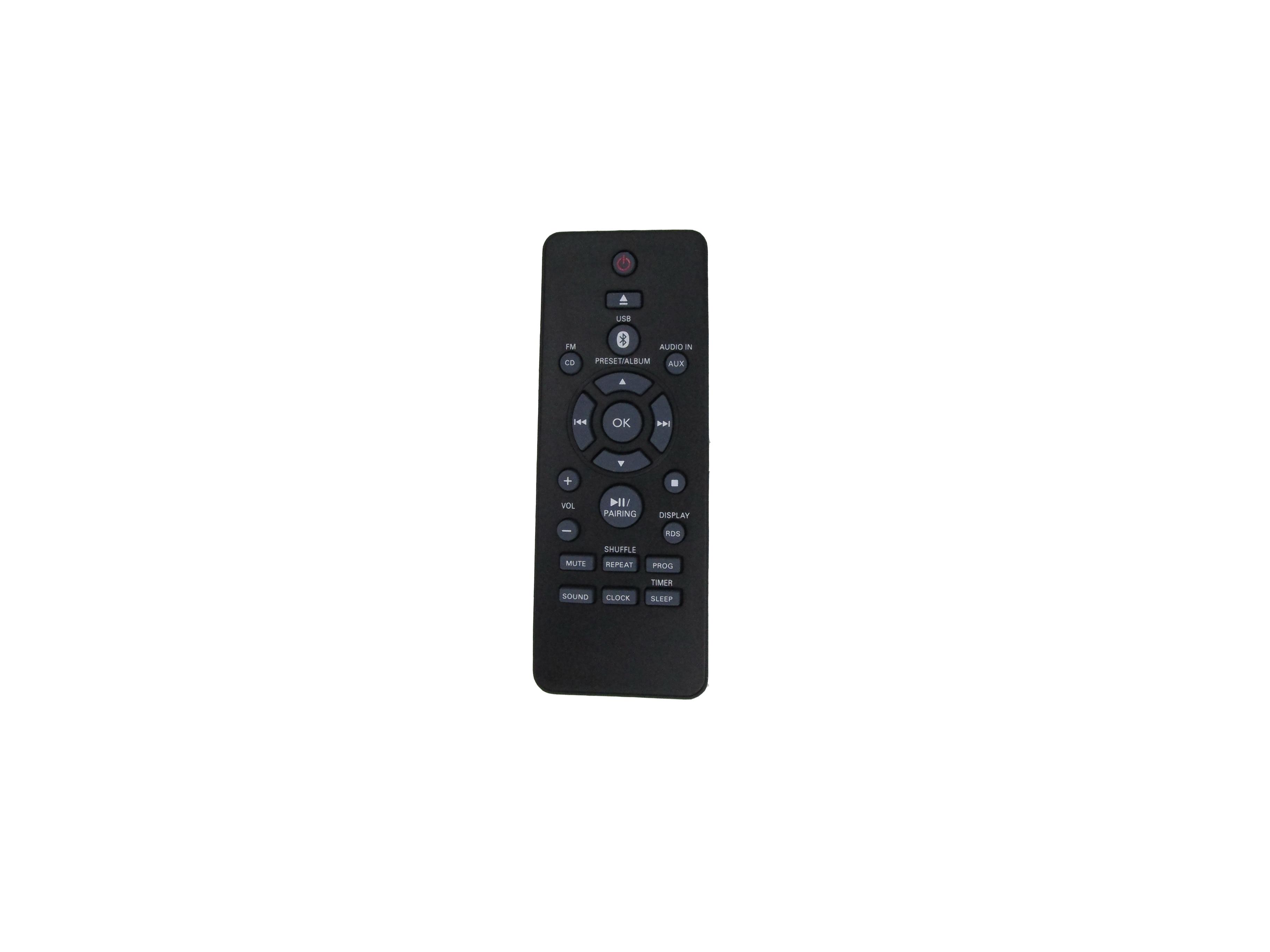Control remoto para Philips BTM5120 BTM5120/12 DTM3170 DTM3170/02 DTM3170/12 996510063524 sistema de Audio de Micro música