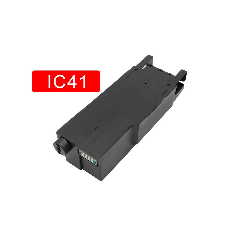 IC41 صيانة صهريج لل ساوجراس SG400 SG800 SG400NA لريكو Africo SG3110DN SG3110DNW SG3110SFNW الطابعات عبوة حبر فارغة