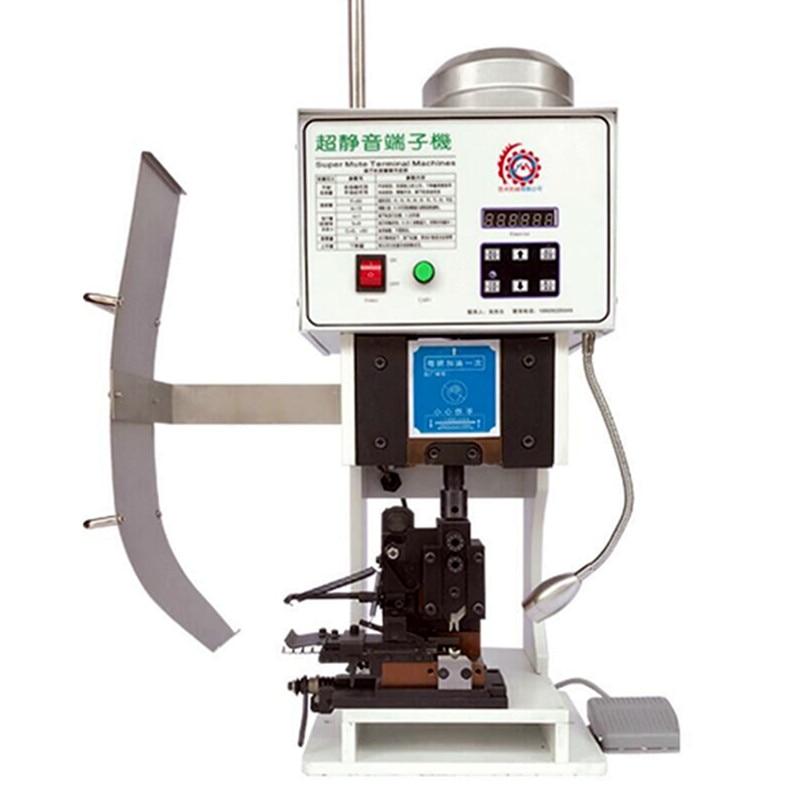 1.5T terminal Crimper Fully Automatic Wire Crimping Machine