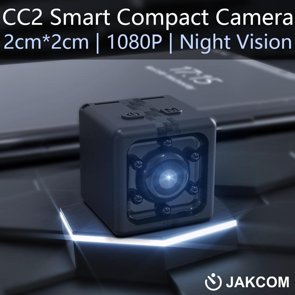 JAKCOM CC2 cámara compacta nuevo producto como 8 Cámara full hd anki vector hero8 mini wifi pequeño inalámbrico Escritorio de baño
