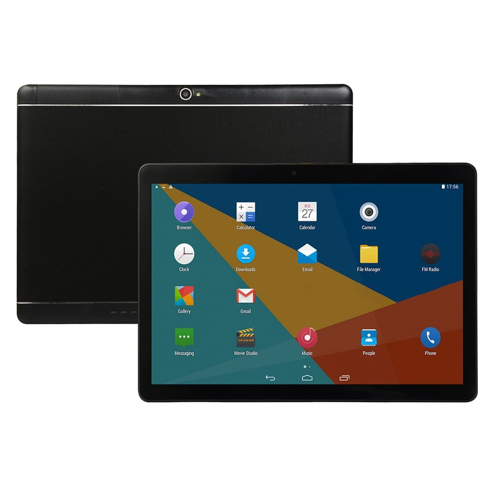 2021 Android Newest 10.1 inch Quad core Tablet 10.1 Ips Hd Screen Wireless Gps tablet 1+16G