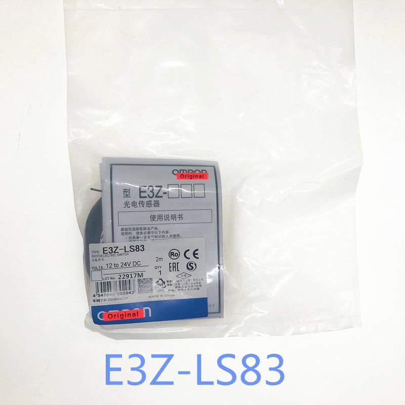 E3Z-L61 E3Z-L81 E3Z-LS86 LS88 LS83 LS86 LS66 LS63 LS68 LS81 Sensor de Interruptor Fotoelétrico