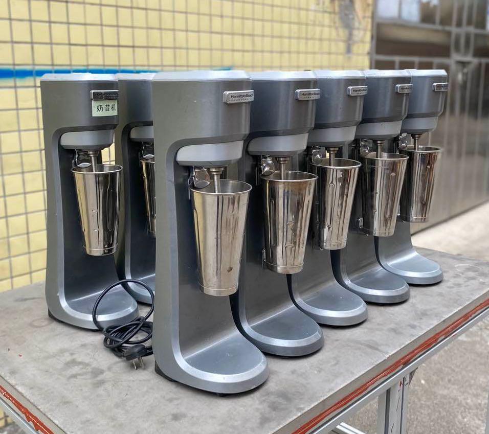 Блендеры для смешивания кофе, устройство для приготовления мороженого, Кухонная машина, Многофункциональный миксер для молока HakeFood, бленде...