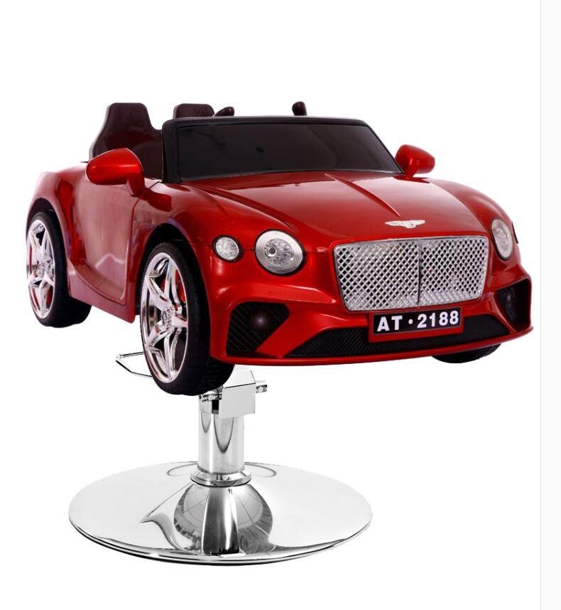 Новый стиль детский парикмахерский стул мультяшное автомобильное сиденье детское парикмахерское автомобильное кресло
