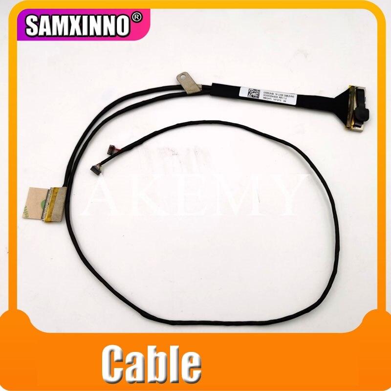 Nowy dla Asus Vivobook U303U UX303U UX303UB UX303UA LVDS kabel LCD DC02C00AG0S 30Pin ekran dotykowy