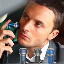 Mini Magnetic Phone Razor Waterproof Rechargeable Electric Shaver for Men Portable Shaving Machine f