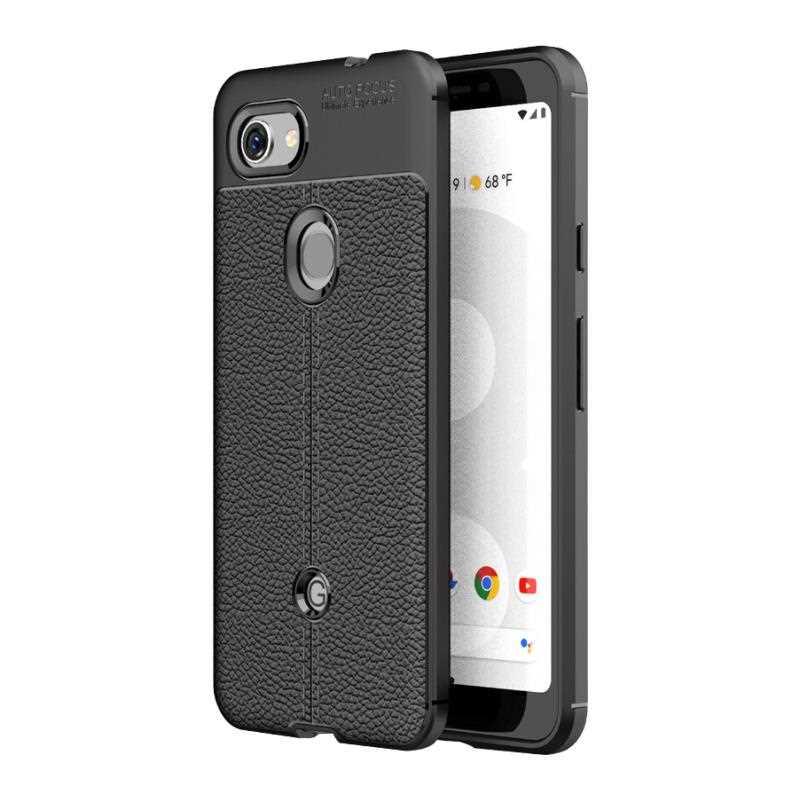 """Joomer Lichee a prueba de golpes suave 5,6 """"para Google Pixel 3a funda para Google Pixel 3a XL cubierta de la caja del teléfono"""
