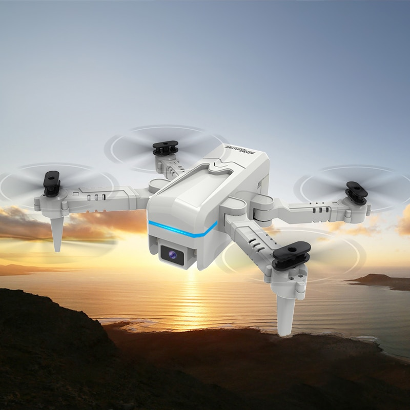 H6 Mini Folding Photography Drone Professional Four-axis Remote Control Drone 4K HD Photography Dron