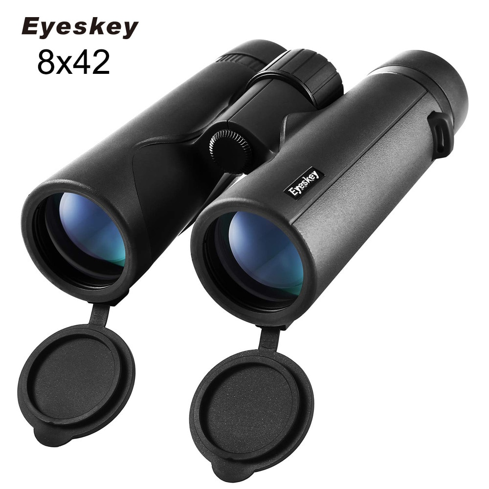 Eyeskey 8x42 Bird Watching Binoculars for Adults Compact Waterproof Telescope Wide Field of View Pro