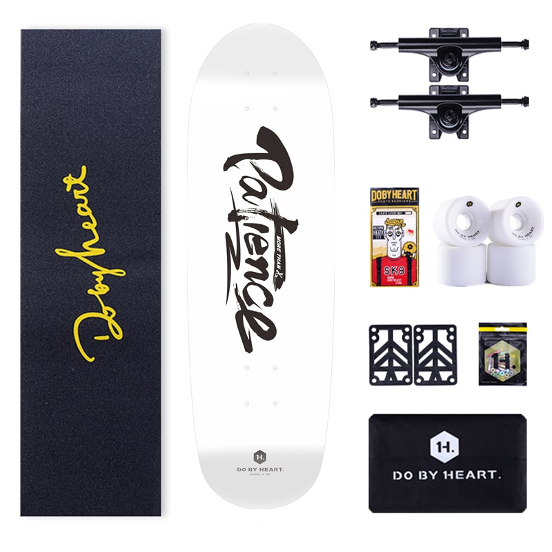 Skateboard Professional Four-Wheel Broad Skateboard Adult Youth Beginner Street Walking Fish Skateboard More than Series