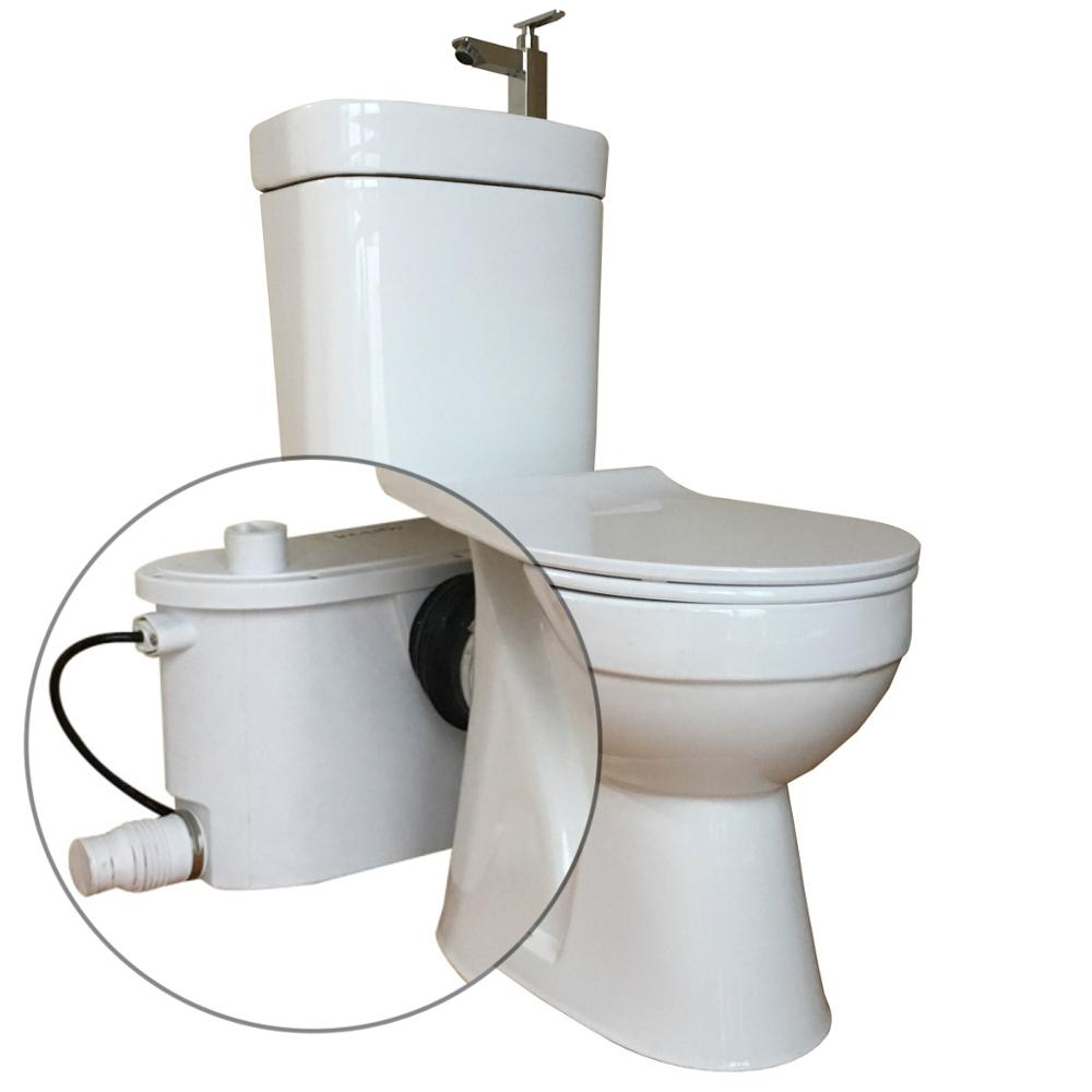 Bomba de drenaje de alcantarillado inteligente de 400 W, 220 V-240 V en bodega de baño
