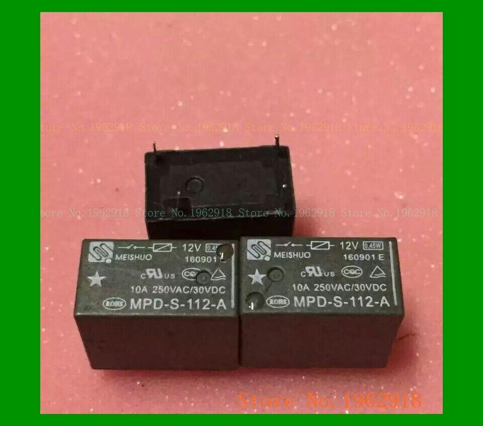 MPD-S-112-A 12V 4 10A HF32F