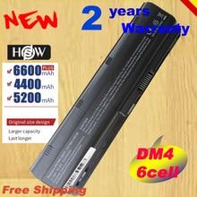 Специальная цена Батарея для hp Pavilion g4 g6 g7 CQ32 CQ42 CQ62 CQ72 DM4 HSTNN-CBOX HSTNN-Q60C HSTNN-CB0W MU06 MU09 G32 G42 G62 фа