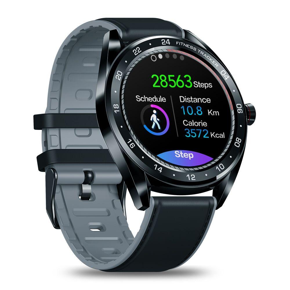 Zeblaze NEO 1.3inch Full-round Touch Screen Smart Watch Blood Pressure Heart Rate Monitor Wristband Waterproof Sport Smart Watch