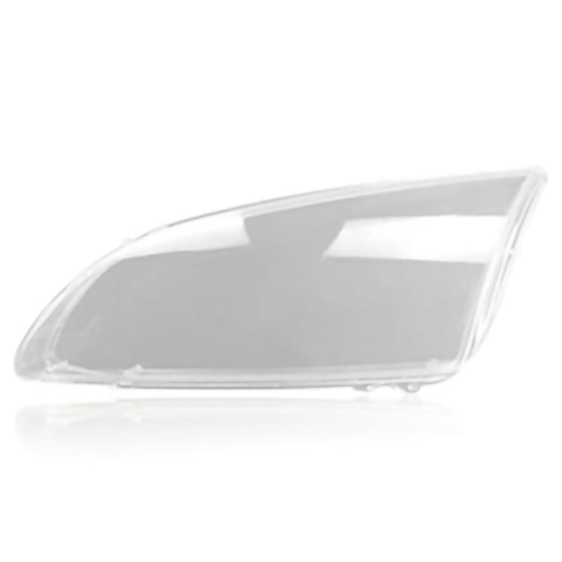 Para F o r d F o c u s 2005 2006 2007 2008 faro delantero de coche cubierta transparente de la lente cubierta del conductor y la cubierta del coche del lado del pasajero