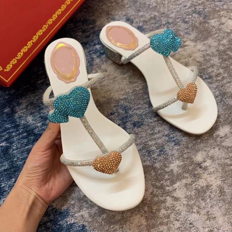 Фото - 2021 Роскошные брендовые дизайнерские тапочки, женские модные кожаные уличные пляжные тапочки, повседневные универсальные сандалии, женские... роскошные пляжные отели