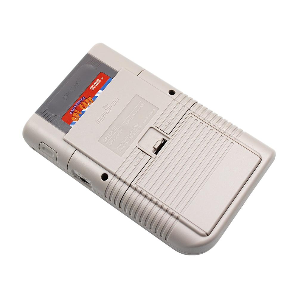 Retroflag GPi Case Game Set for Raspberry Pi Zero W 1.3 Optional 32GB 64GB SD Card Copper Heat Sinks for RPI Zero enlarge