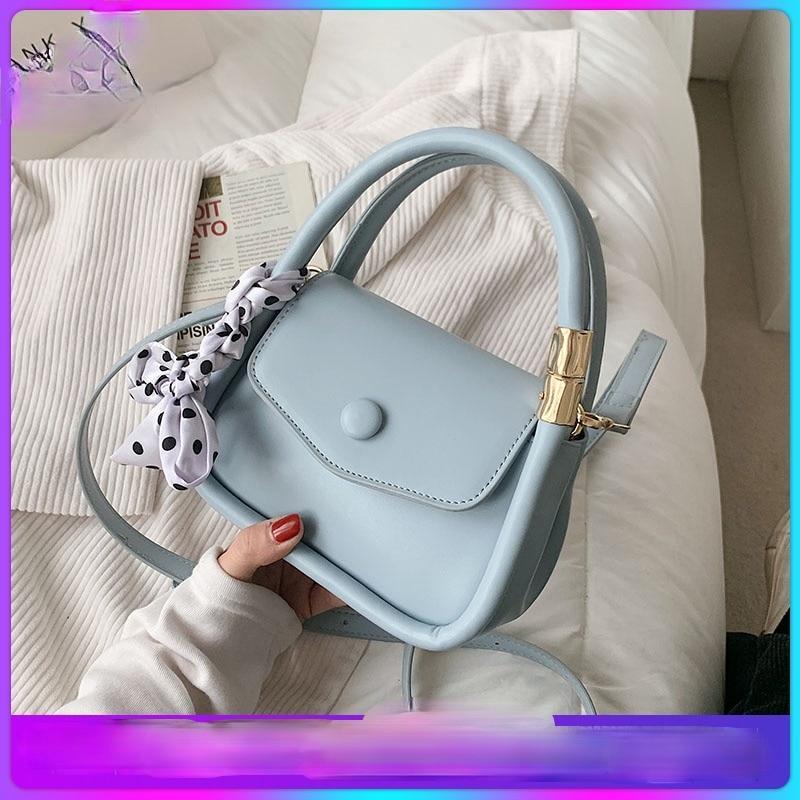 Designer Womens Shoulder Bag Fashion Small Purses And Handbags Crossbody Bags For Women 2021 PU Leather Messenger