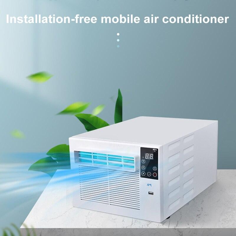 LED لوحة التحكم تكييف الهواء غرفة عنبر مبرد الهواء المحمول التحكم عن بعد سطح المكتب التبريد تكييف الهواء مروحة