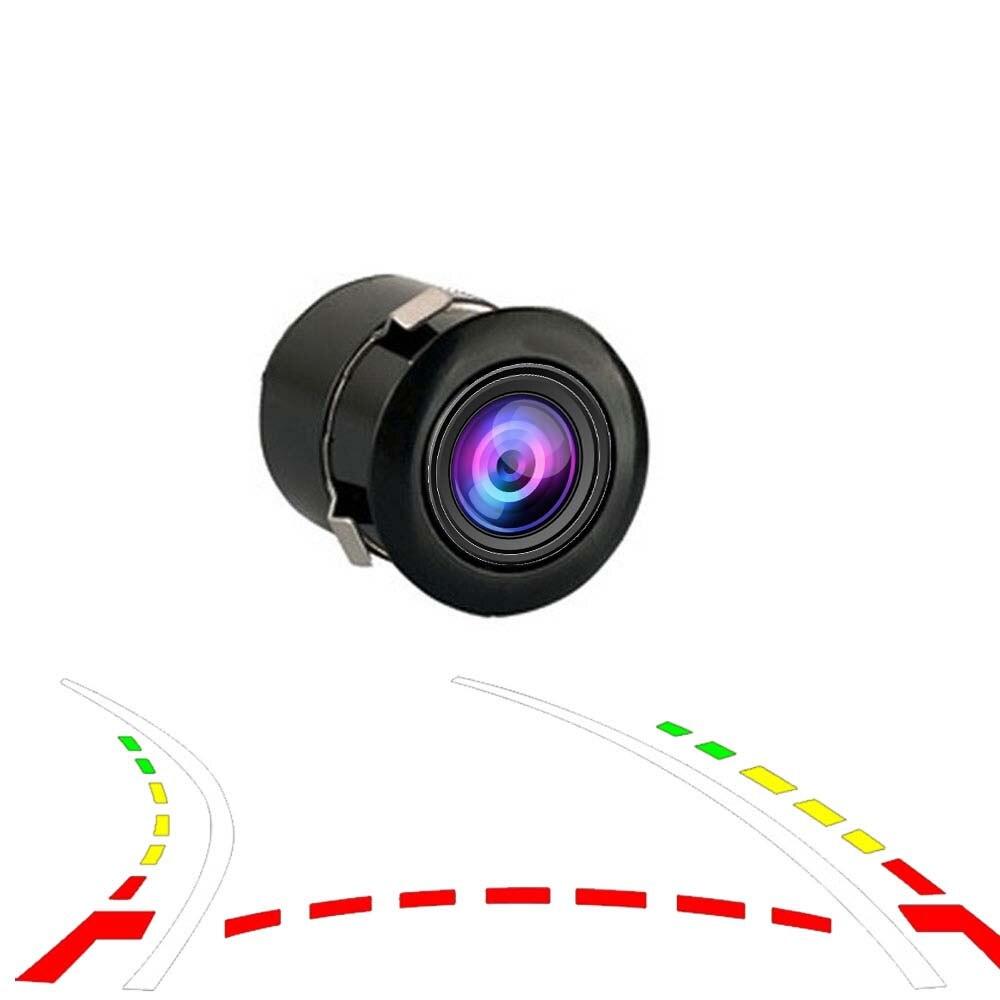 170 Wide Angle Car Reverse Camera HD Night Vision Rear View Camera Backup Parking Camcorder Highly Waterproof Reversing Monitor