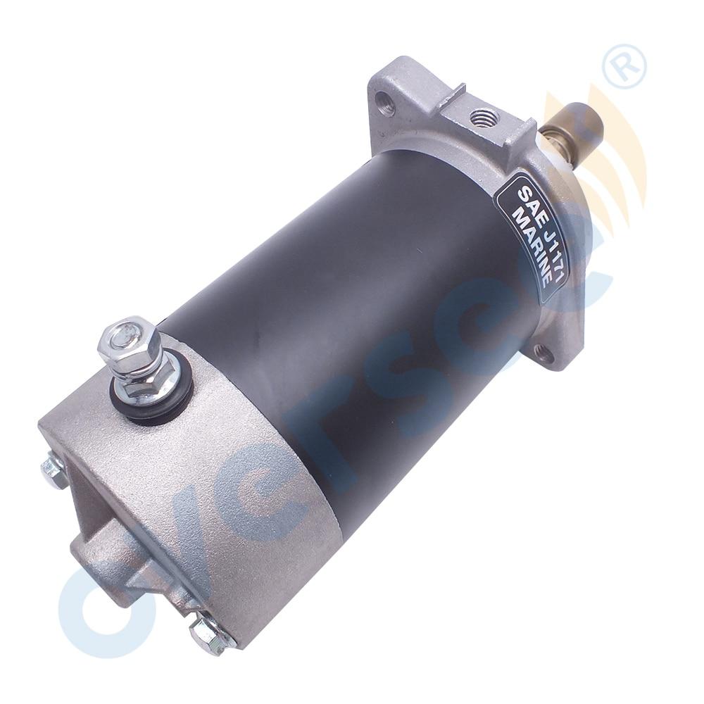 3C8-76010-1 Starter Motor For Suzuki Tohatsu Mercury Outbord Motor 18319 853805T03 31100-94400 31100-96311 3C8-76010 enlarge