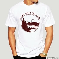 tall 1980 camp crystal lake counselor funny 80s movie fan t shirt birthday gift tops