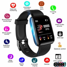 2020 Smart Watch Women Men Smartwatch For Apple IOS Android Electronics Smart Fitness Tracker With S