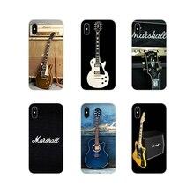 Ampli guitare marshall accessoires etuis de téléphone couvre pour Samsung Galaxy J1 J2 J3 J4 J5 J6 J7 J8 Plus 2018 premier 2015 2016 2017