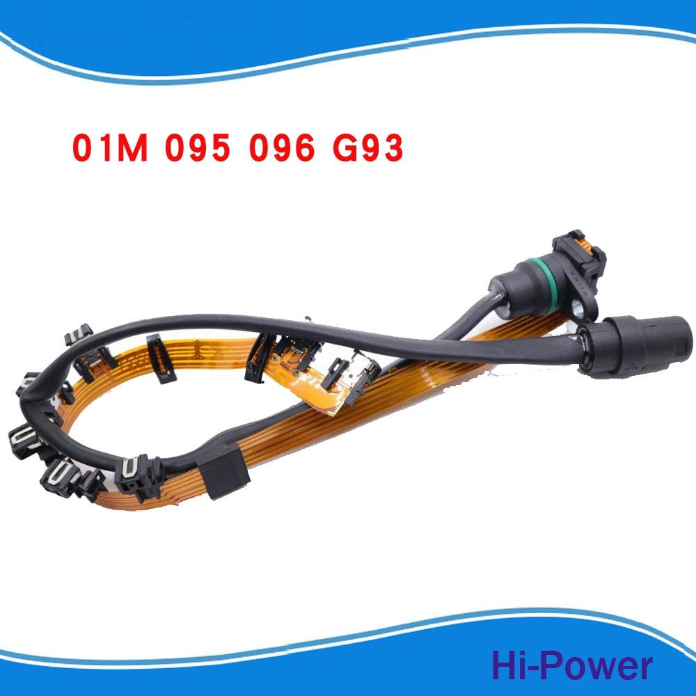 Автоматическая коробка передач внутренний, комплект проводов лента Сенсор провод смены Solen Новый 01M 095 096 G93 01M927365 01M 927 365